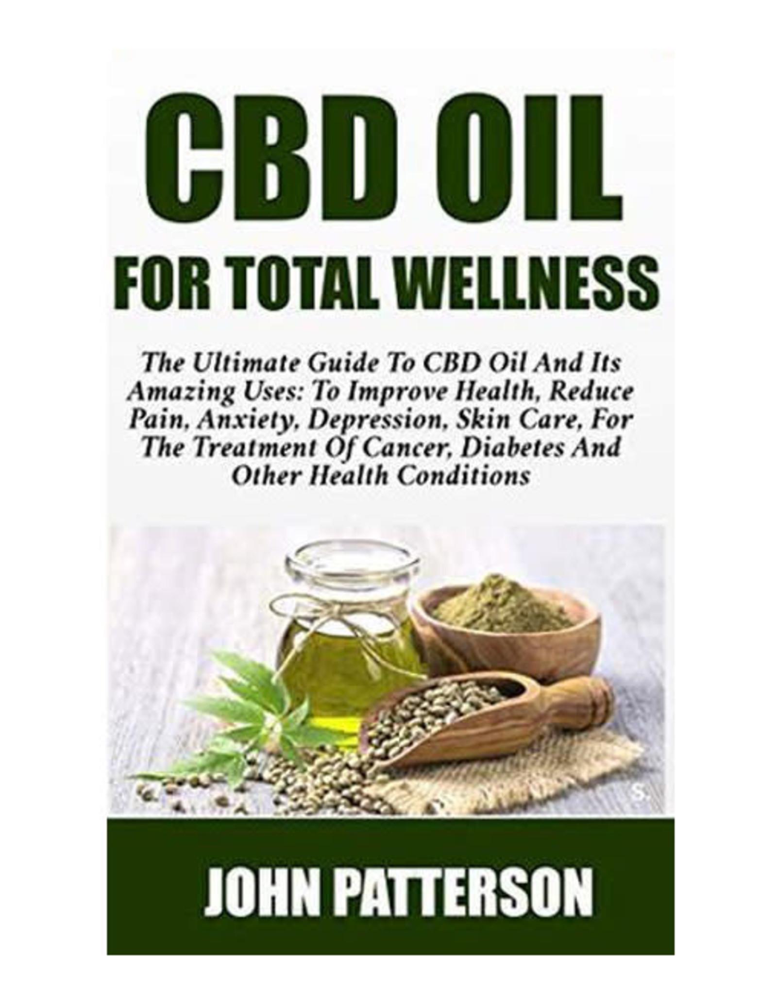 CBD Oil For Total Wellness