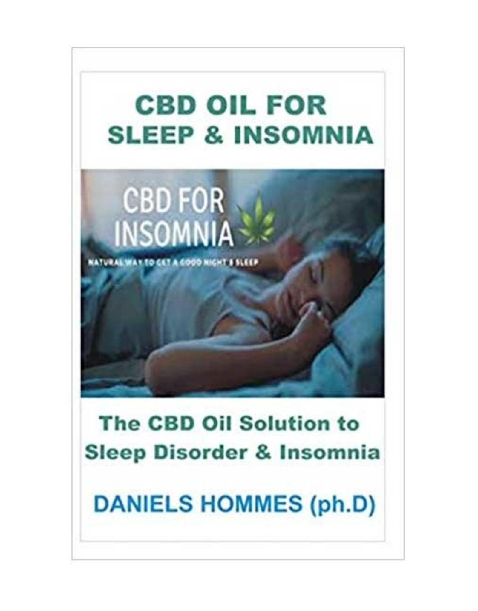 CBD Oil For Sleep & Insomnia