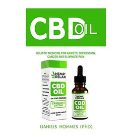 CBD OIL: Holistic Medicine For Anxiety, Depression, Cancer & Eliminate Pain