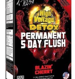 High Voltage Detox permanent 5 Day Flush
