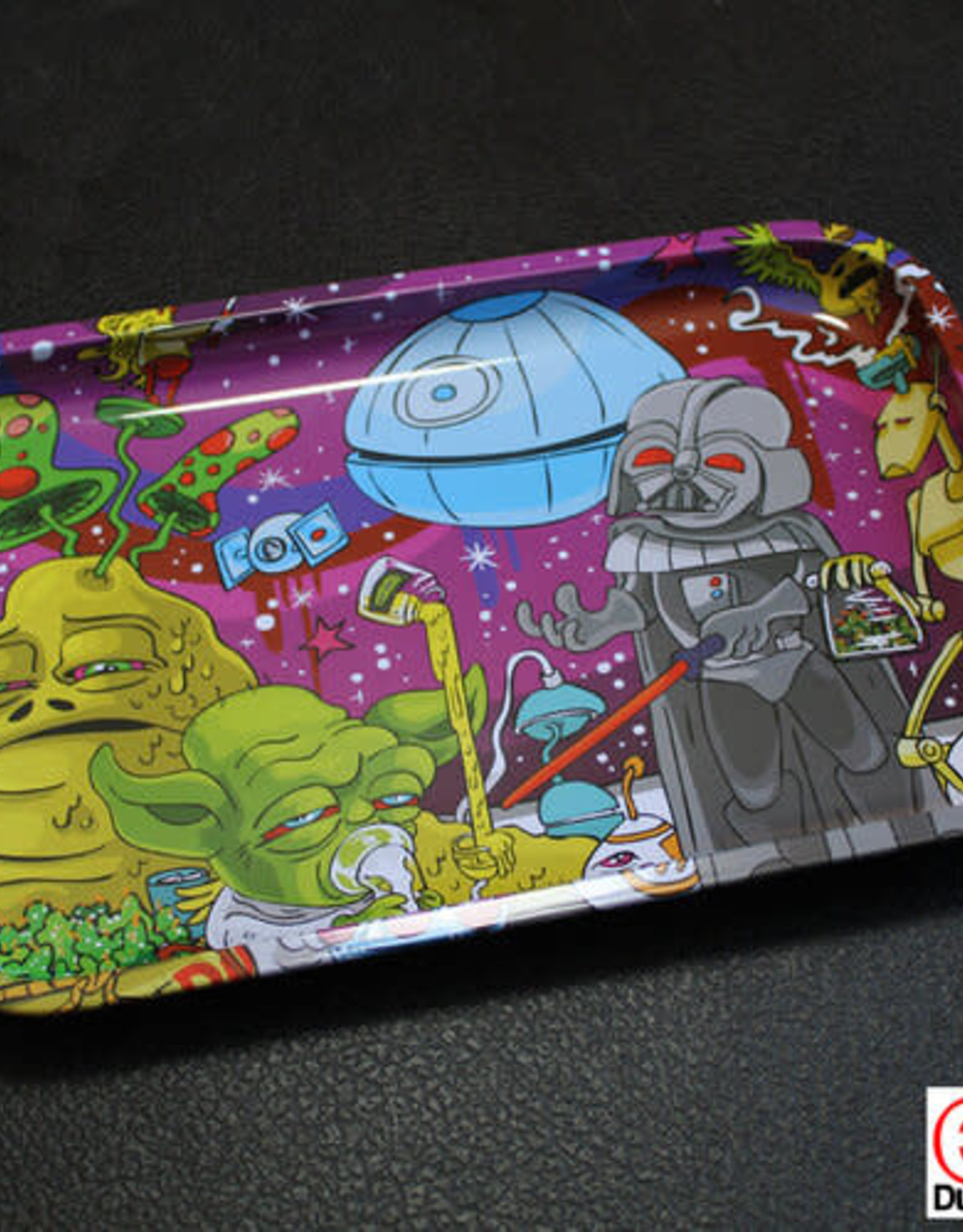 Dunkees Rolling Tray 9x13 Dab Wars