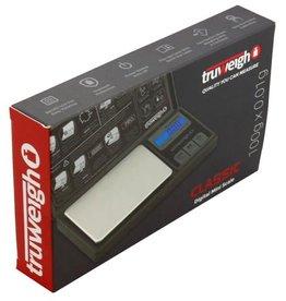 Truweigh Classic Digital Mini Scale 100g Black