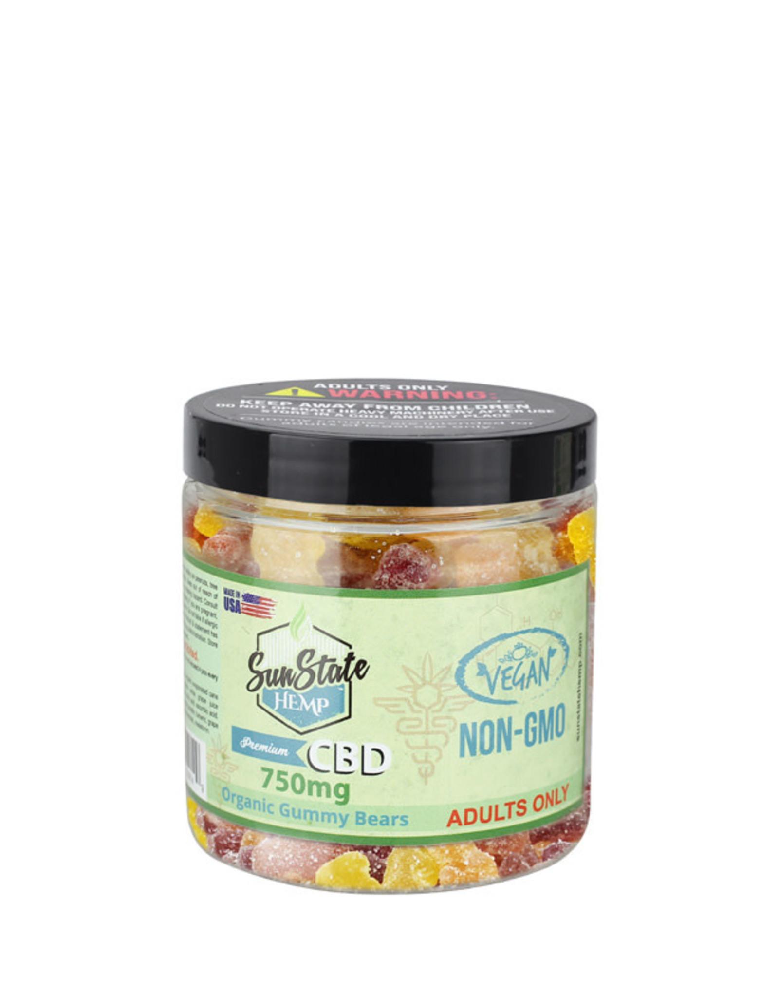 SunState Organic Gummy Bears
