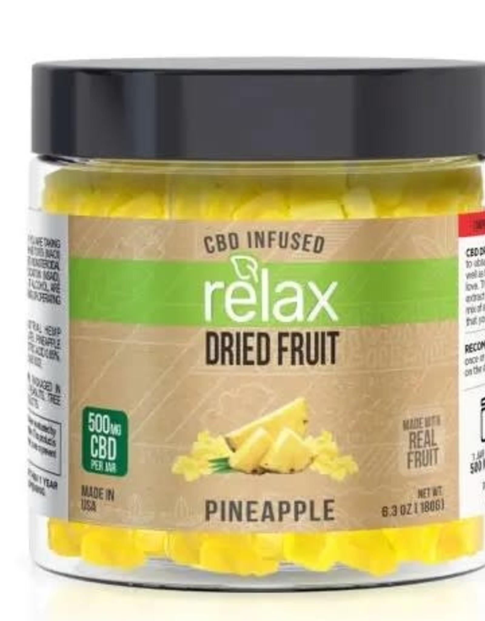 JustCBD Dried Fruit 500mg