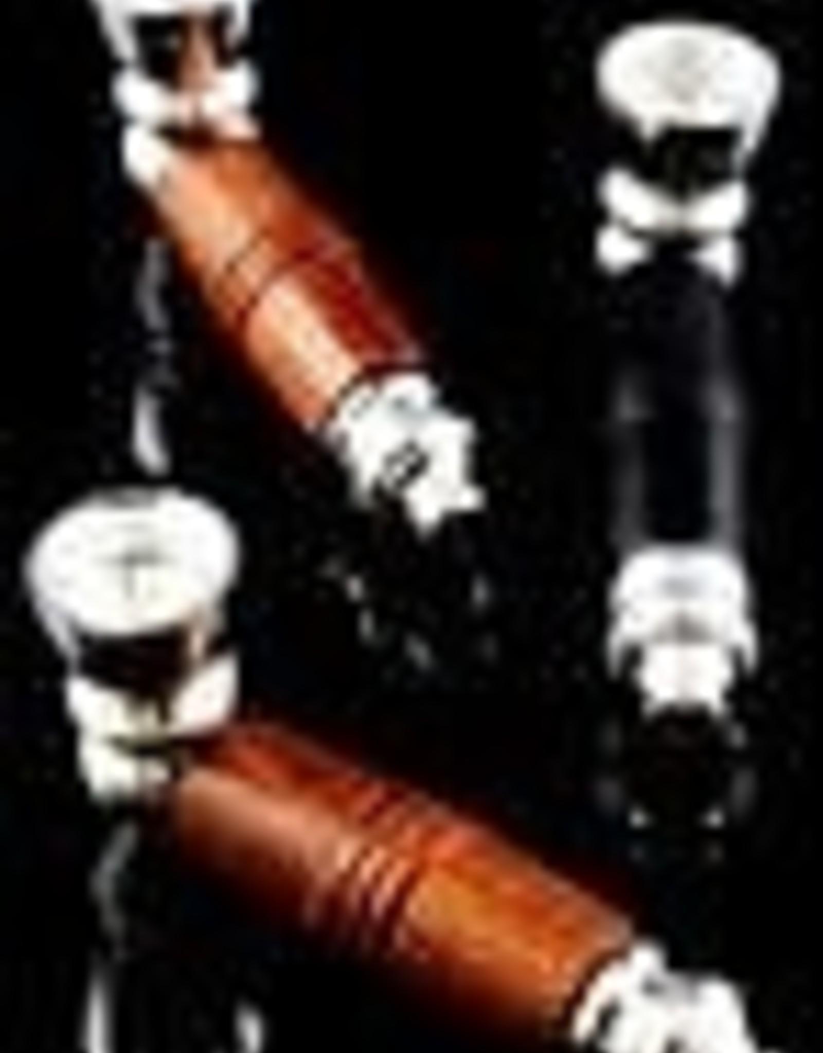Wood Sleeve Metal Pipe