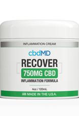 cbdMD cbdMD Recovery Cream