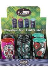 Fujima Plastic Air Tight Can