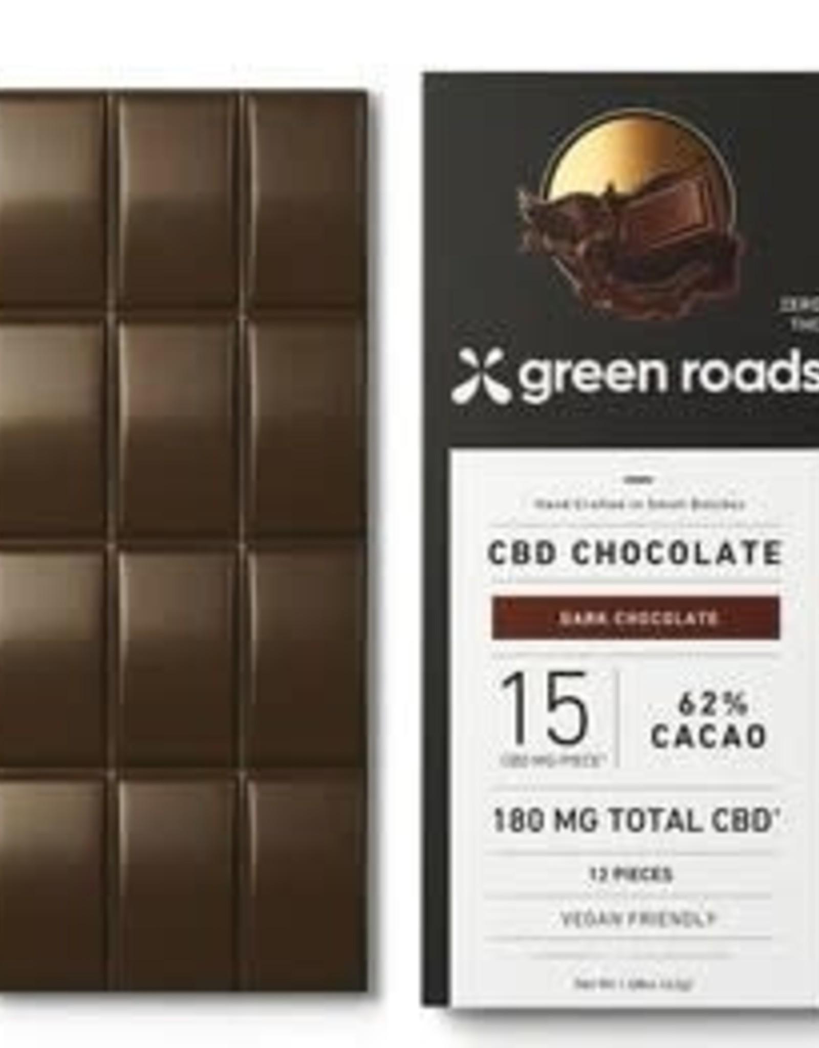 Green Roads Green Roads CBD Dark Chocolate