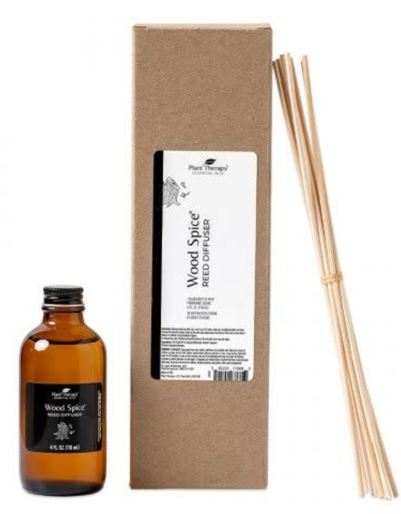 Plant Therapy Plant Therapy Reed Diffuser Wood Spice