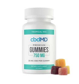 cbdMD cbdMD 750mg Tropical Mix