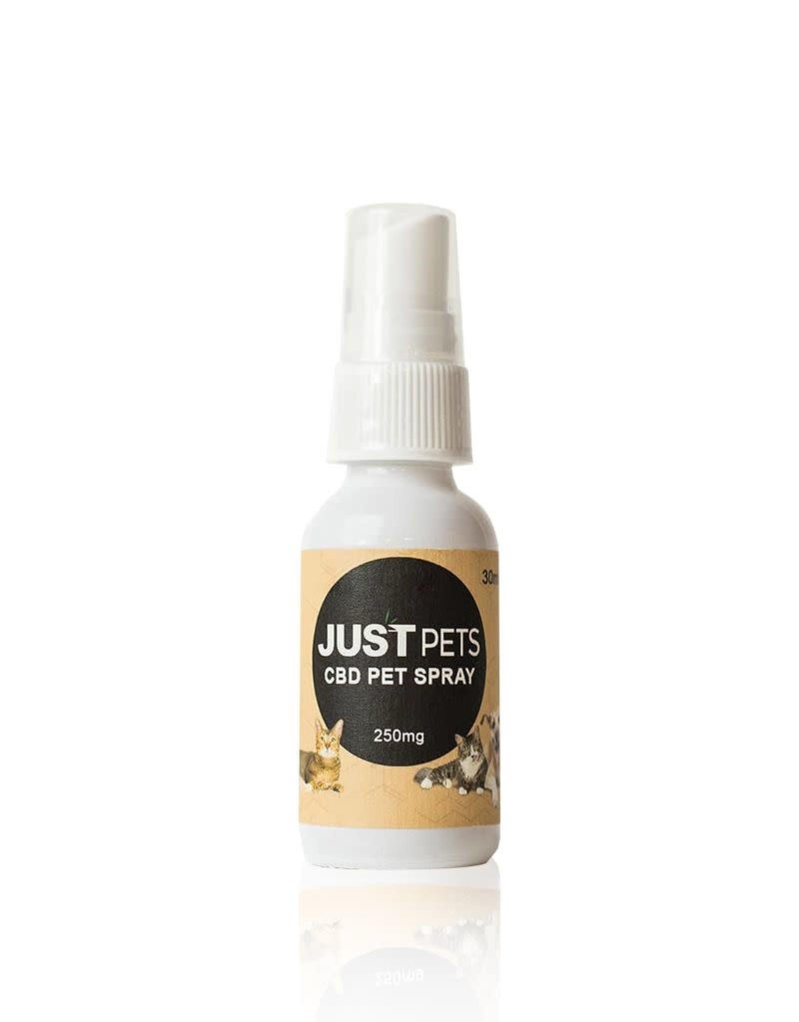 JustCBD Pet Spray 250mg