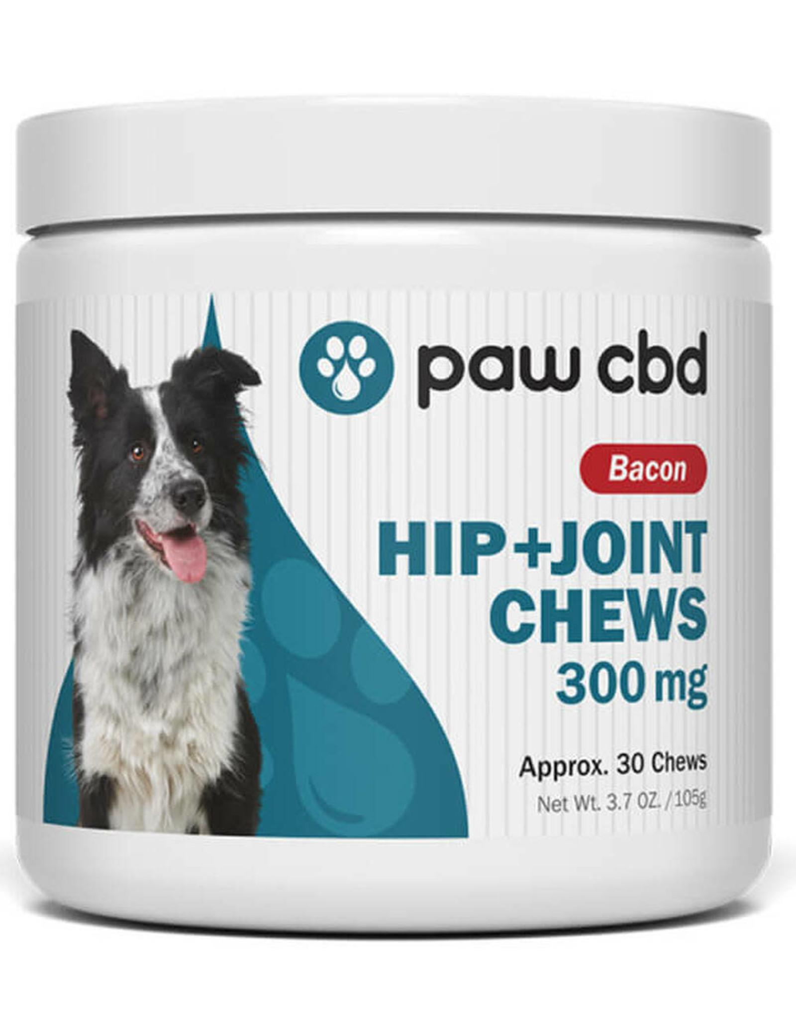 cbdMD cbdMD Hip+Joint Bacon Chews 10mg per piece