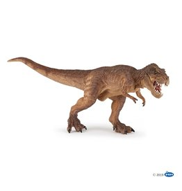 Papo Papo Brown Running T-Rex