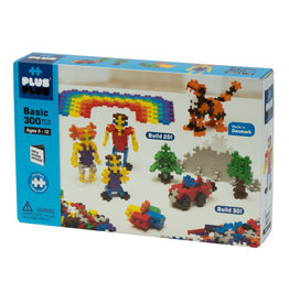 Plus Plus Plus Plus Mini Basic 300pc