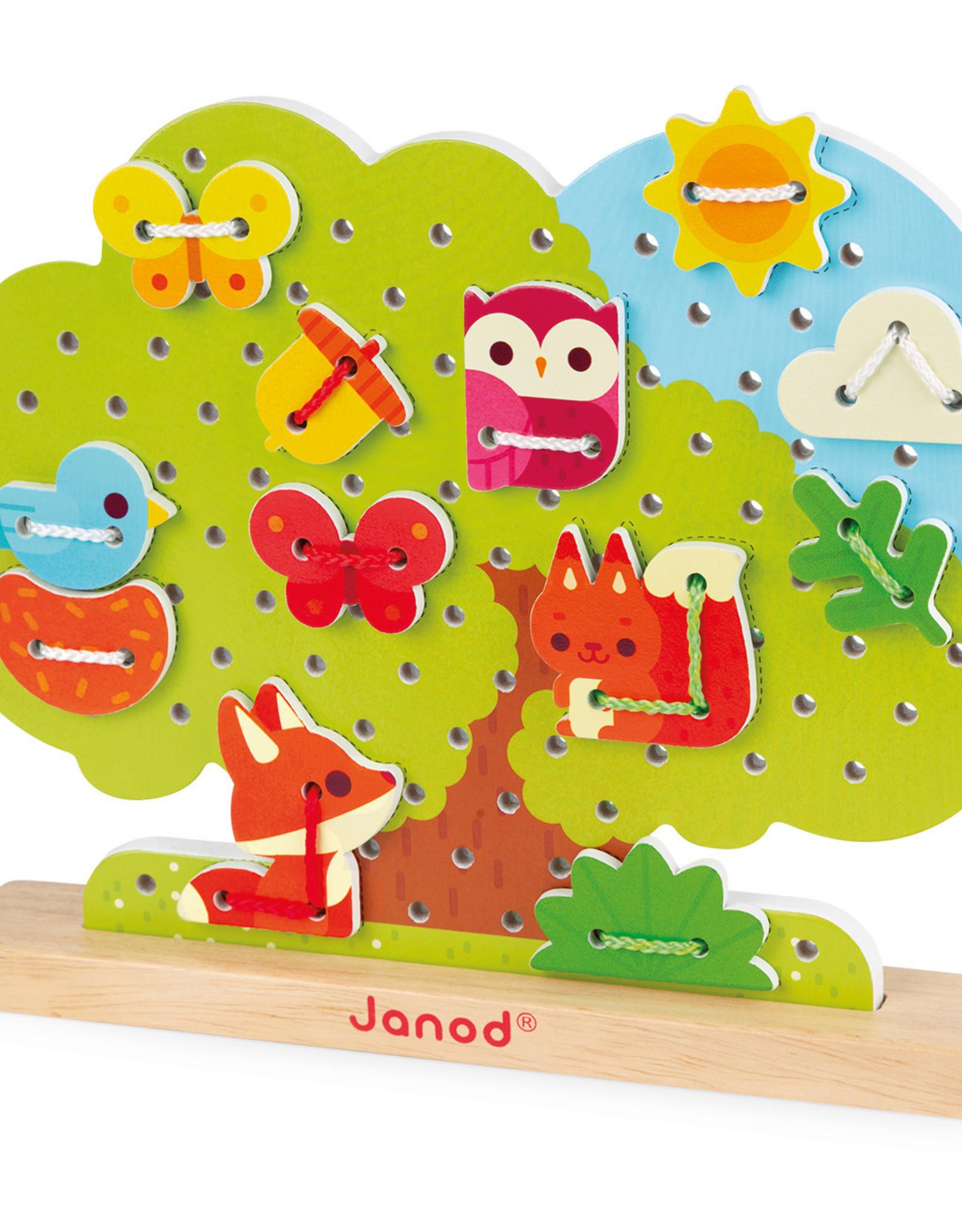 Janod Lace-Up Tree