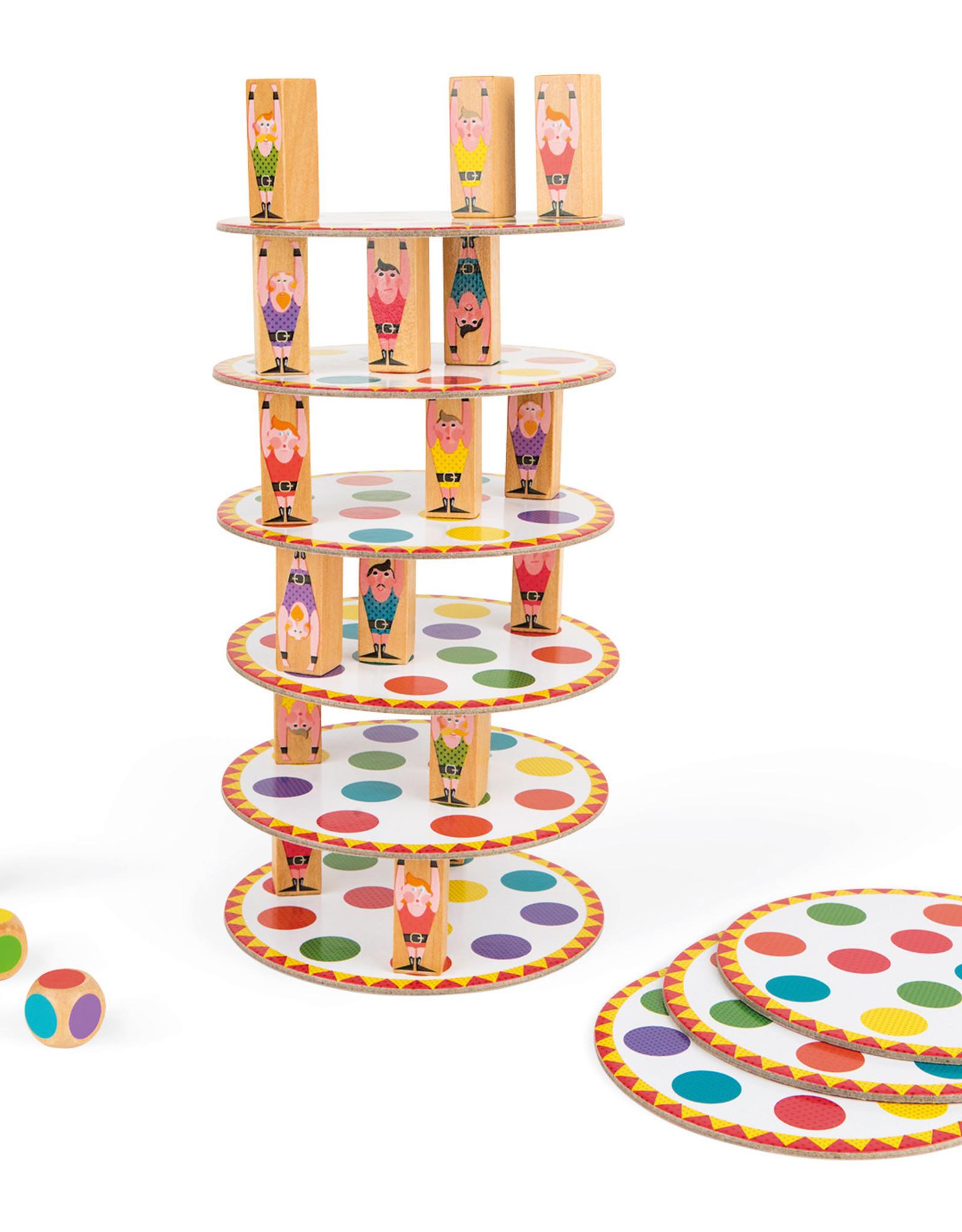 Janod Acrobat Balance Game