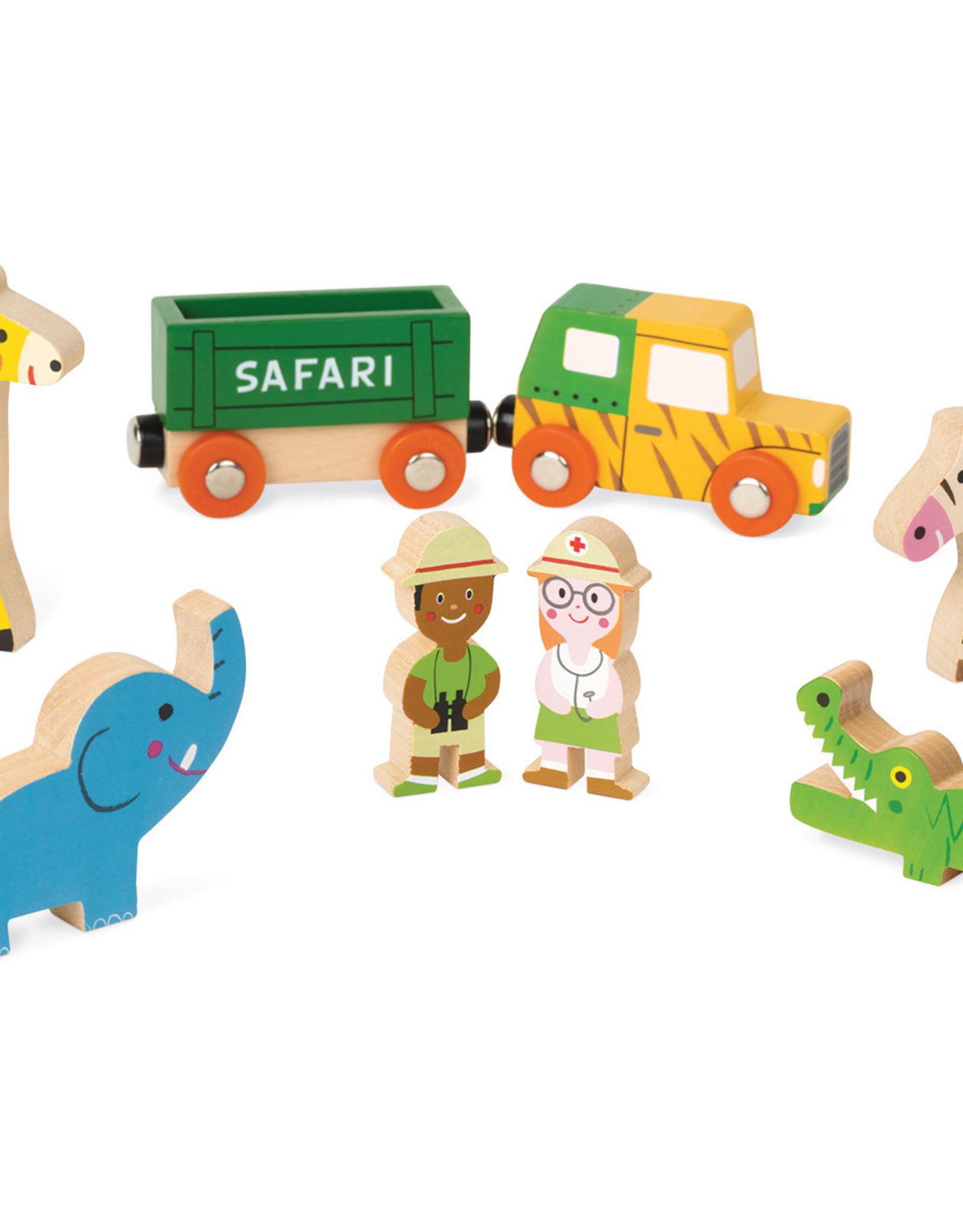 Janod Story Box - Safari