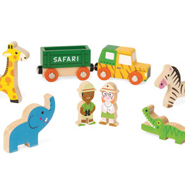 Janod Story Box - Safari