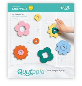 Quut Quutopia - Flower Power Bath Puzzle