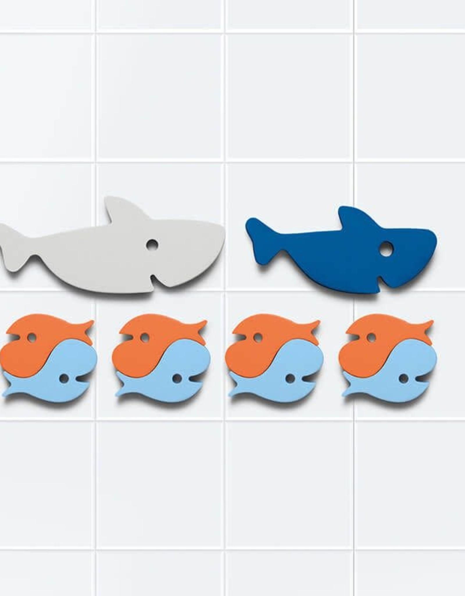 Quut Quutopia - Shark Bath Puzzle