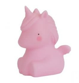 A Little Lovely Company Bath Toy: Unicorn