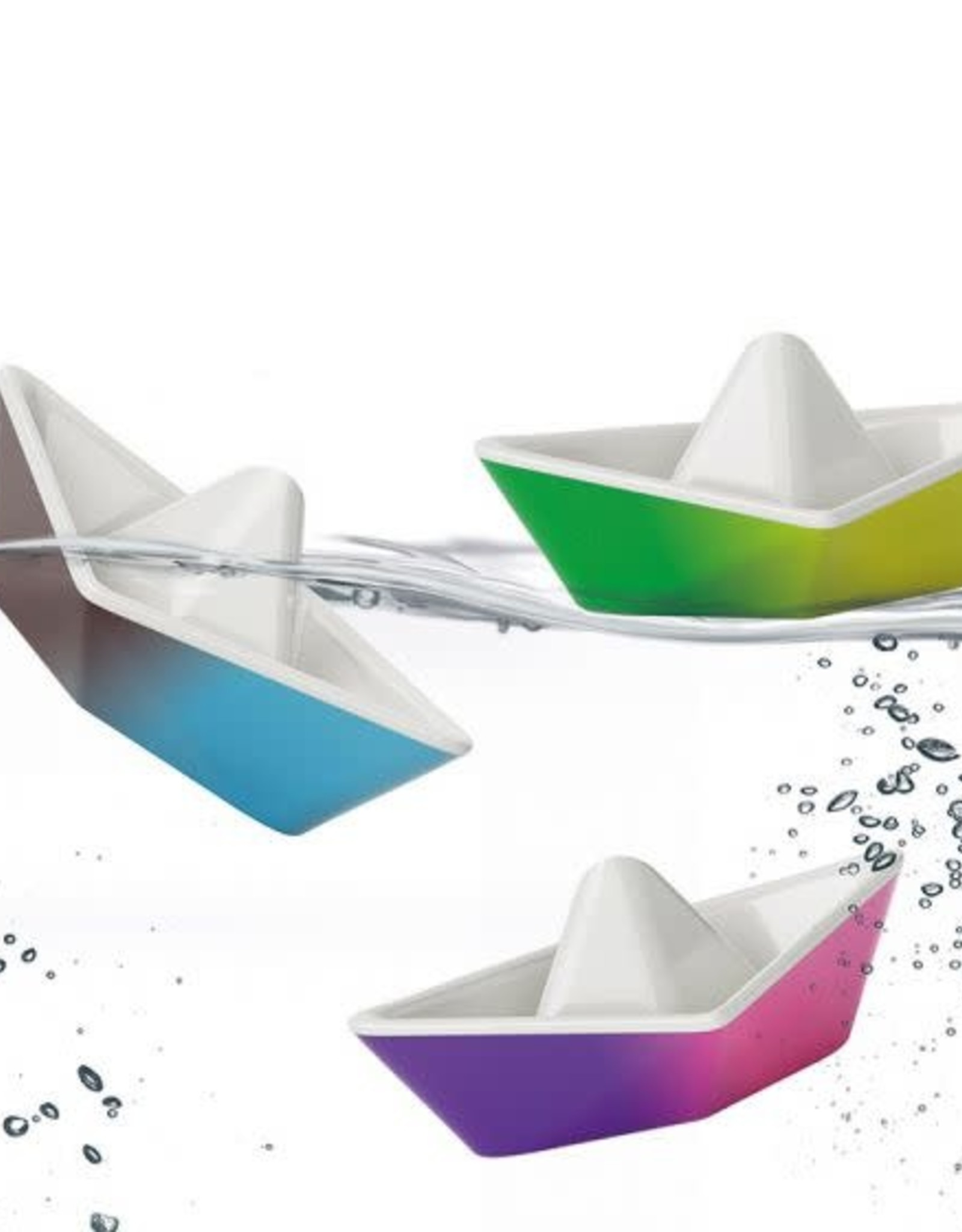 Kid O Origami Colour-Changing Boats