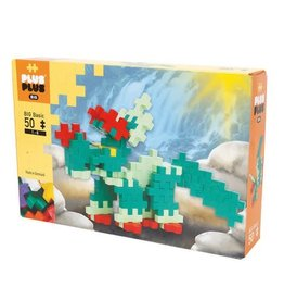 Plus Plus Plus Plus BIG Basic Dinosaur 50pc
