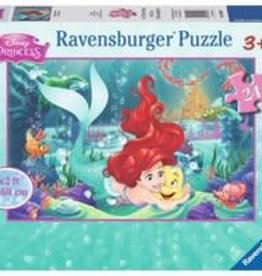Ravensburger Hugging Ariel 24 Pc Floor Puzzle