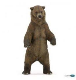 Papo Papo Grizzly Bear