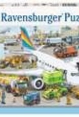 Ravensburger Busy Airport 35 Pc Puzzle