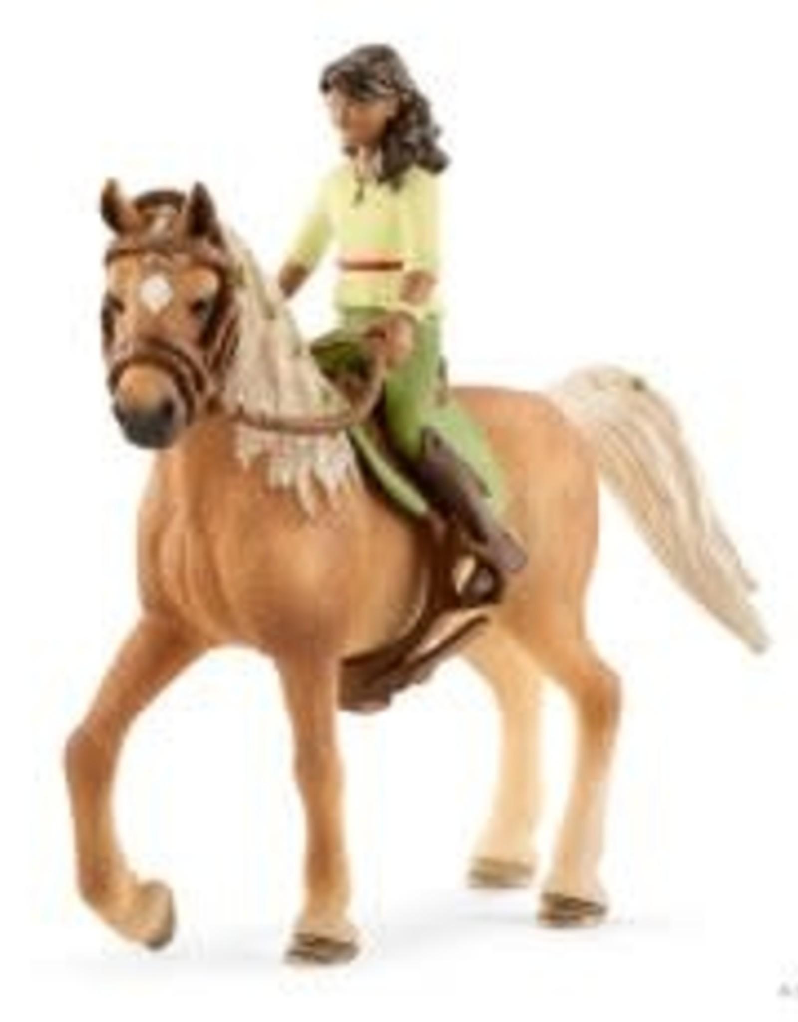 Schleich Schleich -Horse Club Sarah & Mystery