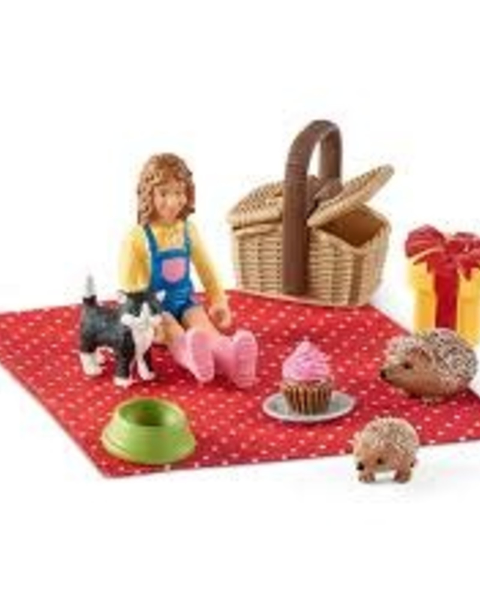 Schleich Schleich - Farm World Birthday Picnic
