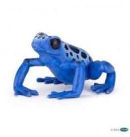 Papo Papo Equatorial Blue Frog