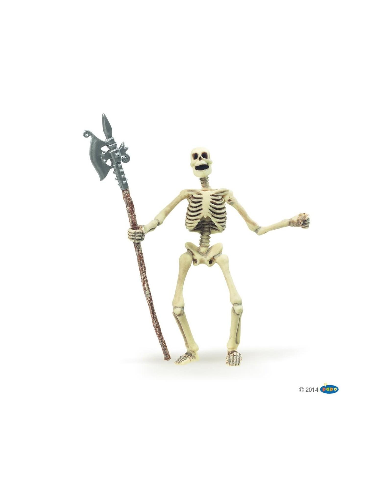 Papo Papo Skeleton (glows in the dark)