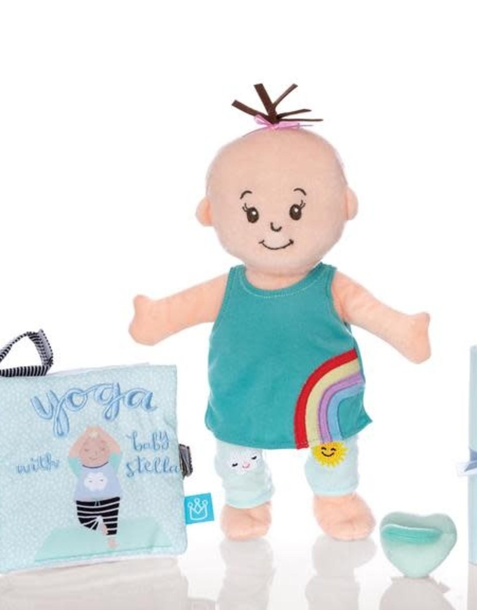 Manhattan Toy Wee Baby Stella Yoga Set