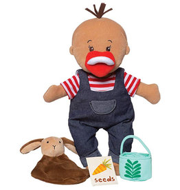 Manhattan Toy Wee Baby Stella Tiny Farmer Set