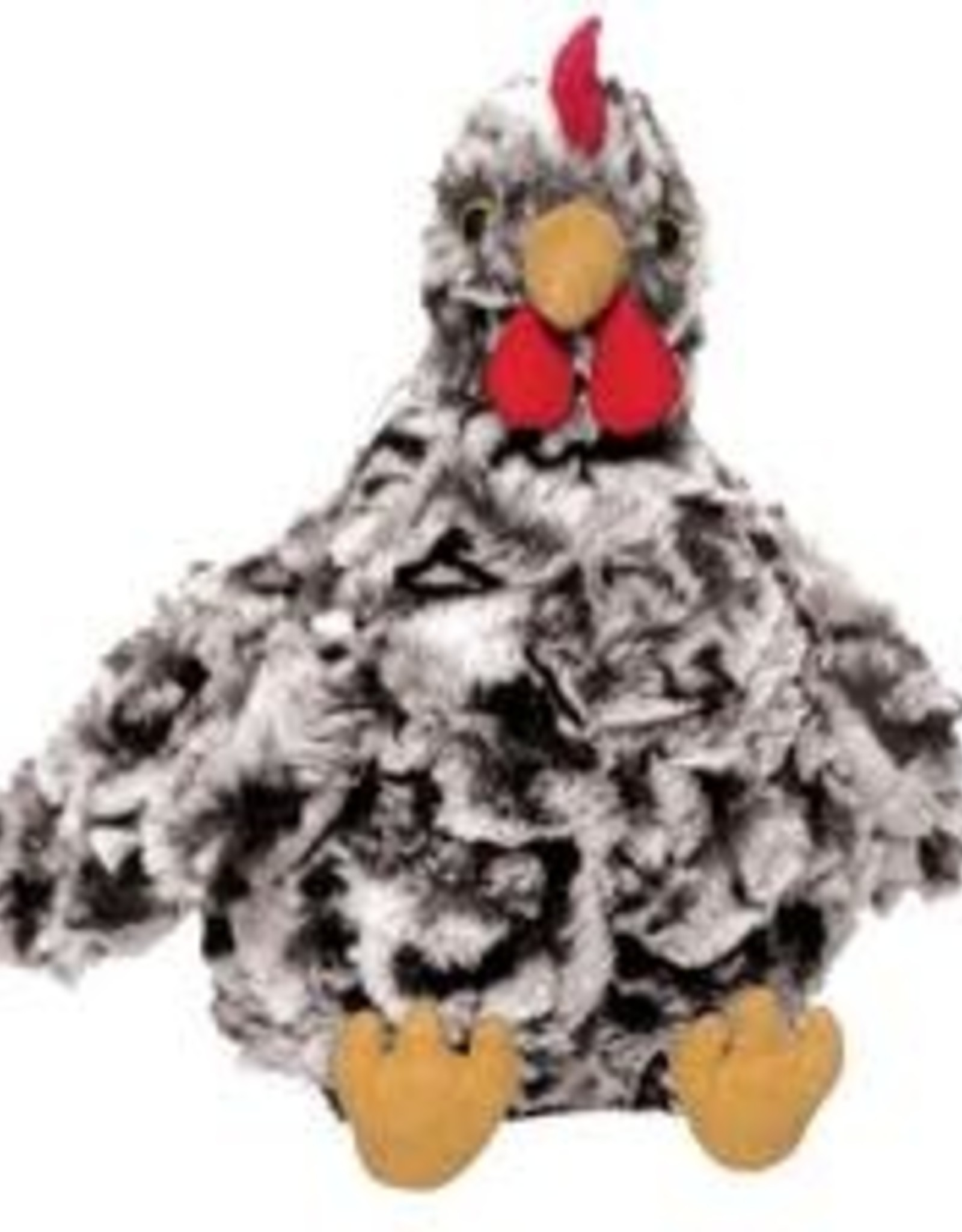 Manhattan Toy Henley (Chicken - Black & White)