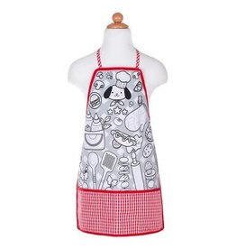 Great Pretenders Colour-an-Apron, Chef, 4-6