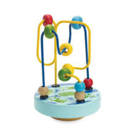 Manhattan Toy Wobble-A-Round Blue