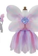 Great Pretenders Butterfly Dress / Wings / Wand Pink