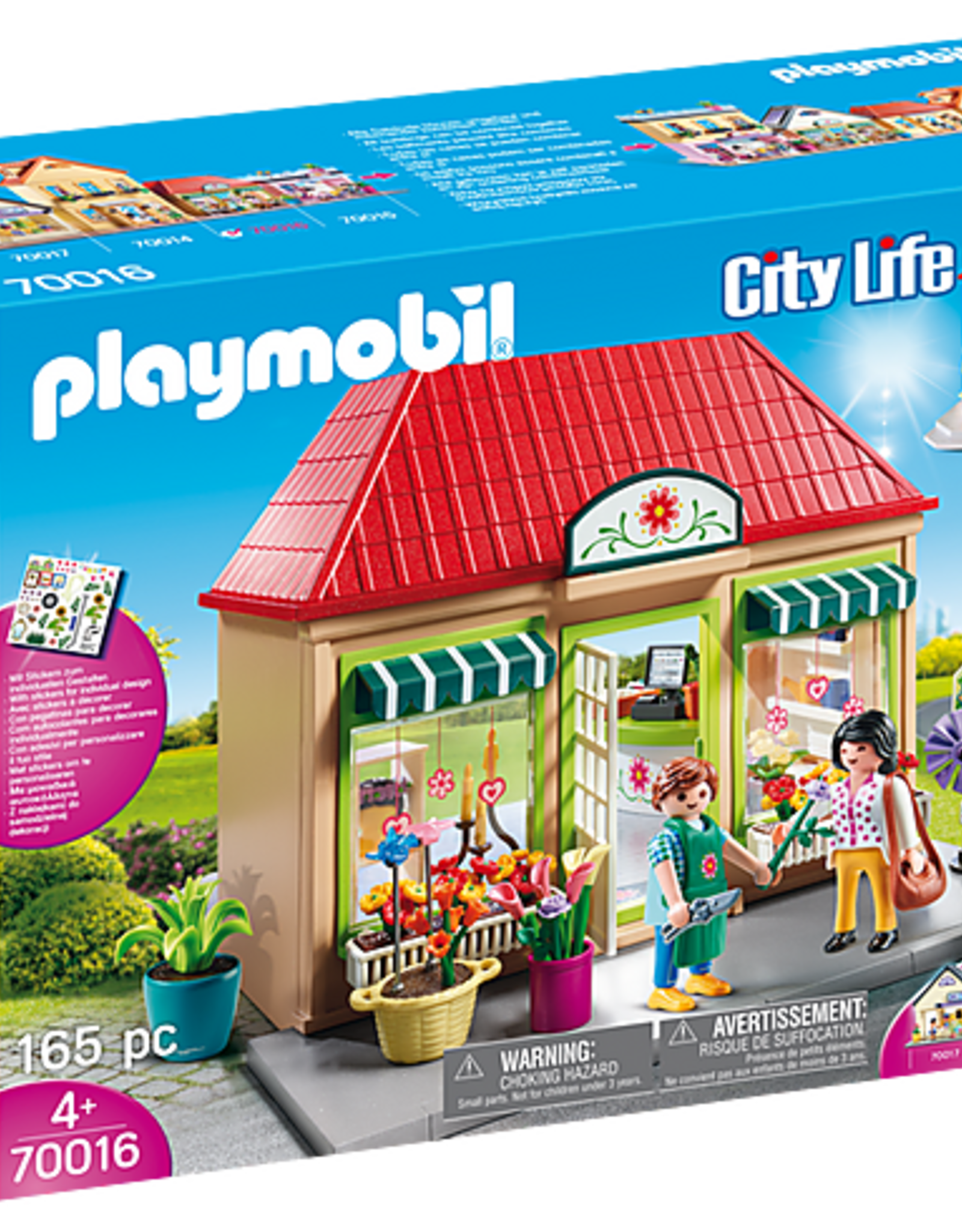 Playmobil My Flower Shop