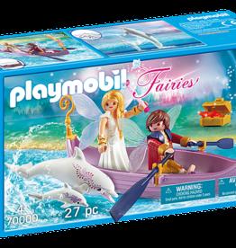 Playmobil Romantic Fairy Boat