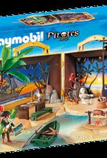 Playmobil Take Along Pirate Island