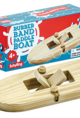 Schylling Rubber Band Paddle Boat