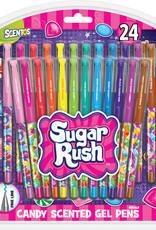 Scentos Sugar Rush 24pk Gel Pens