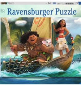 Ravensburger Moana and Maui (100 pc)