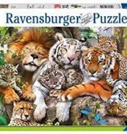 Ravensburger Big Cat Nap (200 PC)