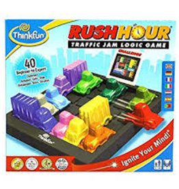 Think Fun Rush Hour Interactive Game