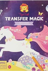 Tiger Tribe Unicorn Transfer Magic