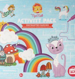 Tiger Tribe Enchanted Garden Activity Pack